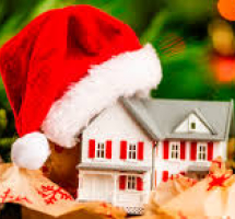 PURCHASING A HOME OVER CHRISTMAS